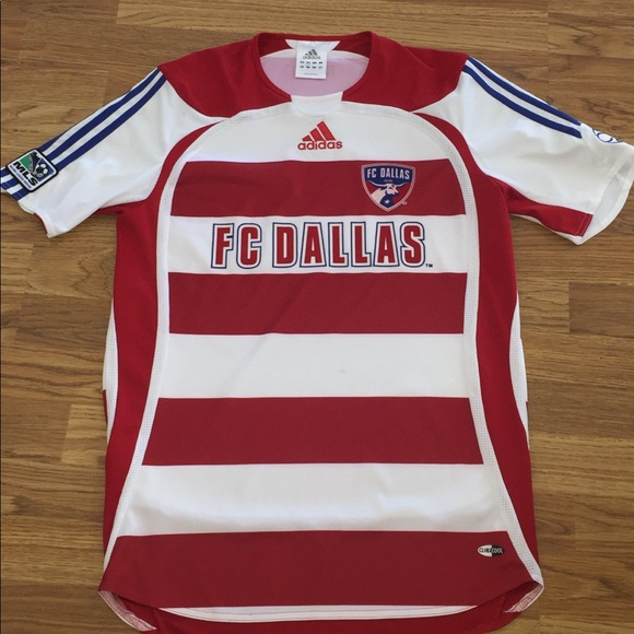 new photos 63752 fedf2 Adidas Fc Dallas Jersey Size Small⚽️